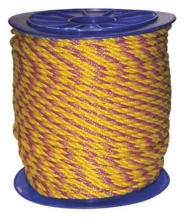 Radiation warning rope